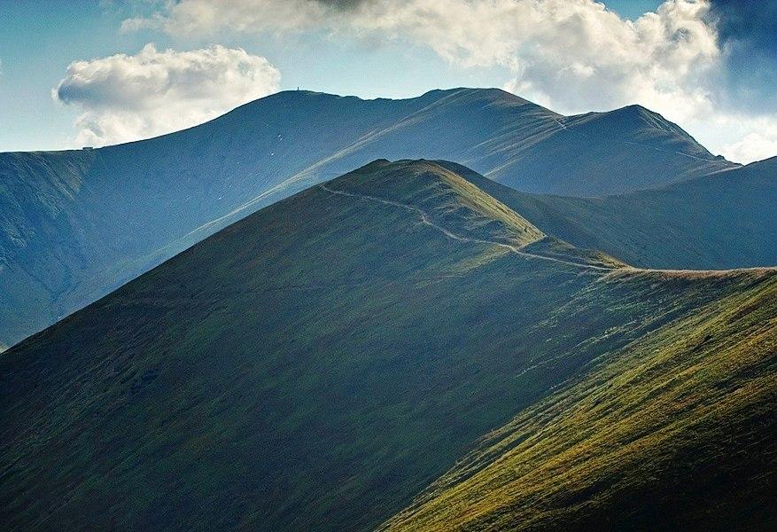 Поход в Карпаты «Полонина Боржава и Водопад Шипот»